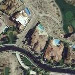 Frank Thomas' House (Yahoo Maps)