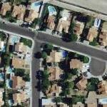John Fedevich's House (Yahoo Maps)