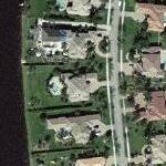 Randy Starks' House (Yahoo Maps)