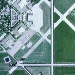 Former Chanute Air Force Base (Yahoo Maps)