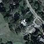 Aretha Franklin's House (Yahoo Maps)