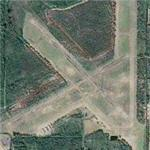 Former Apalachicola Air Force Base (Yahoo Maps)