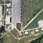 Former Ardmore AFB (Yahoo Maps)
