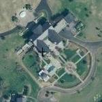 Pete DeBusk's house (Yahoo Maps)