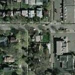 Billie Joe Armstrong's House (Yahoo Maps)