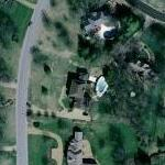 Dave Loggins' House (Yahoo Maps)