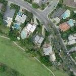 Anton Yelchin's House (Yahoo Maps)