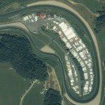 Salzburgring Raceway (Yahoo Maps)