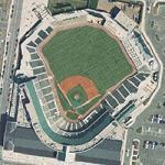 Louisville Slugger Field (Yahoo Maps)