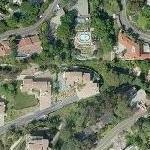 Leona Lewis' House (Yahoo Maps)