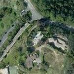 Geena Davis' House (former) (Yahoo Maps)