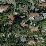 Ellen Pompeo's House (Yahoo Maps)