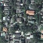 Baron Davis' House (Yahoo Maps)