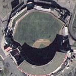McCoy Stadium (Yahoo Maps)