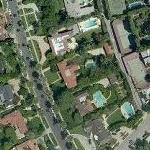 Groucho Marx's House (former) (Yahoo Maps)