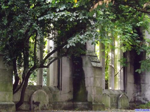 St Dunstan-in-the-East Church