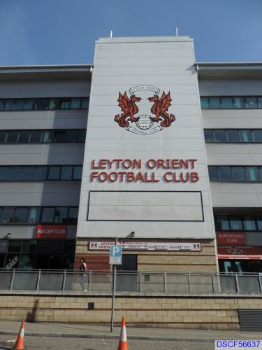 Home of Leyton Orient FC