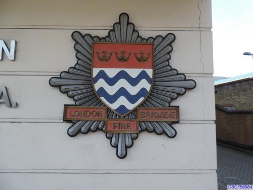 Leyton Fire Station
