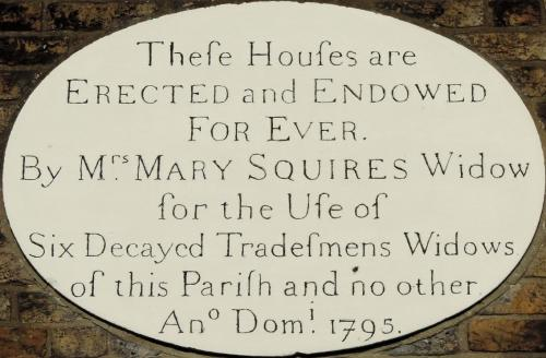 Squires Almshouses