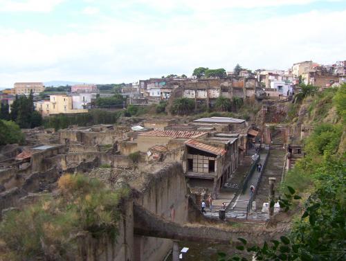 Overview excavations