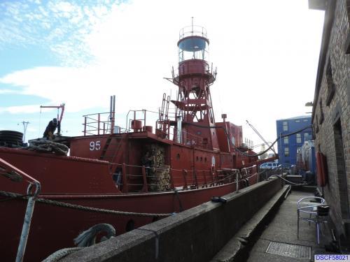 "The Lightship ""LV 95"""