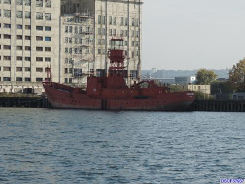 Lightship 'LV 93'