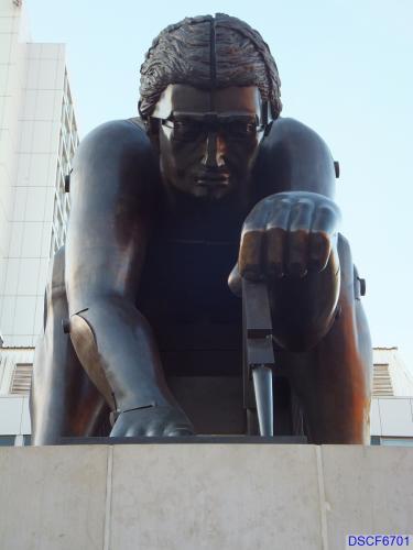 'Newton' by Eduardo Paolozzi