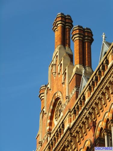 St Pancras Railway Station and Hotel