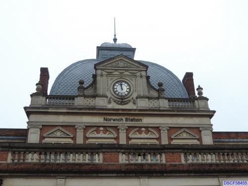 Norwich Railway Station