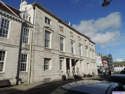 Lewes Combined Law Courts