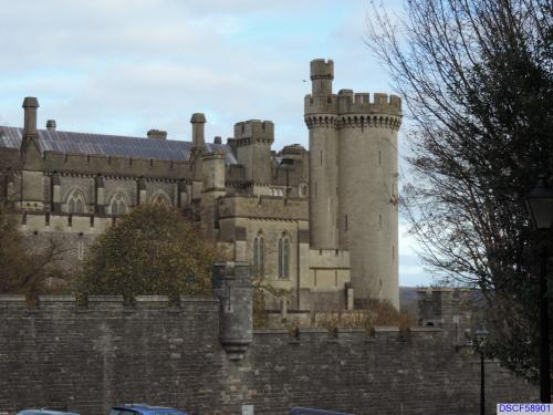 Arundel Castle... as seen on a sunny day!