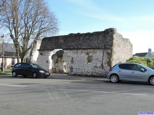 Blackfriars Dominican Priory (Ruins)