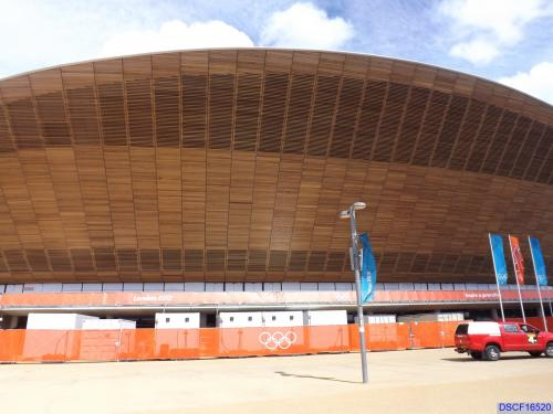 Velodrome (during the London 2012 Olympics)
