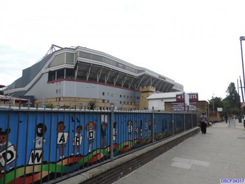 Boleyn Ground - Home of West Ham United