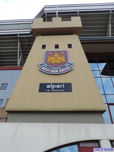 Boleyn Ground - Home of West Ham United