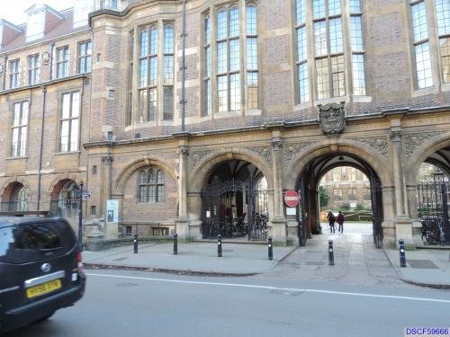 Sedgwick Museum of Earth Sciences