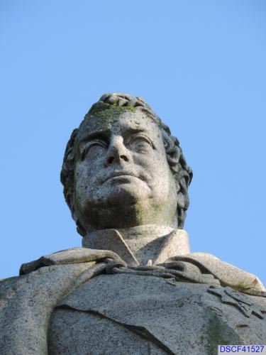 Statue of King William IV