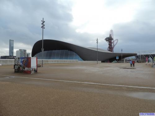 London Aquatics Centre (January 2016)