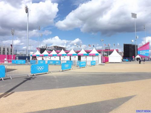 Riverbank Arena (during London 2012 - now removed)