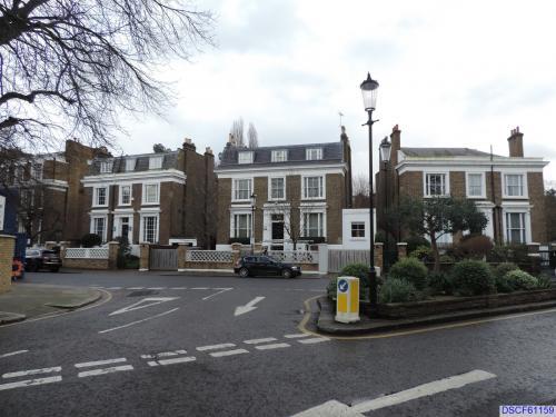 Simon Cowell's London House