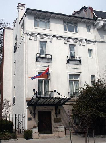 Embassy of the Republic of Armenia, March 2006