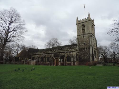 St Dunstan's Stepney