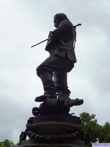 Major-General Charles G Gordon Statue