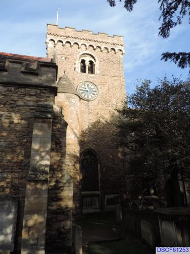 St Peter de Merton Church