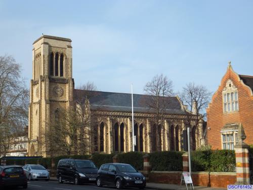 (Former) Church of the Holy Trinity