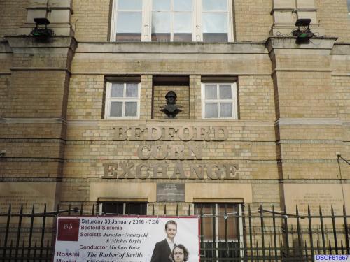 Bedford Corn Exchange