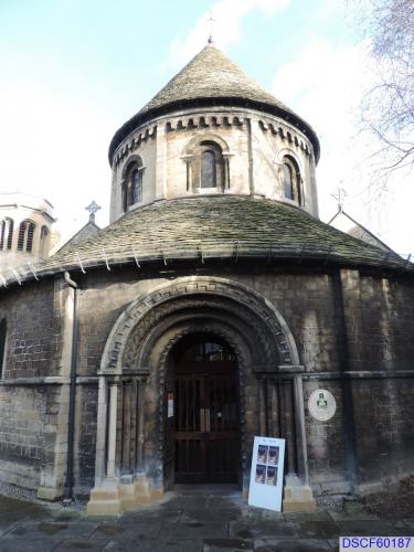 Church of the Holy Sepulchre (The Round Church)