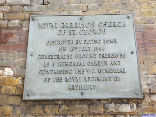 Royal Garrison Church of St George (St George's Chapel)
