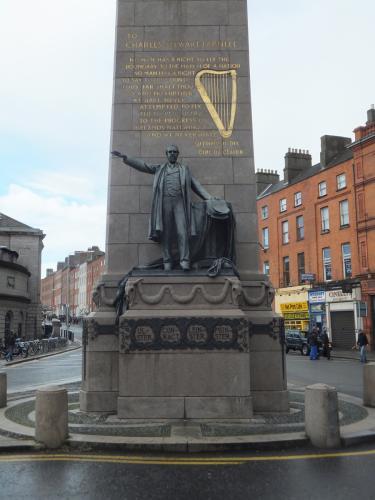 Charles Stewart Parnell memorial