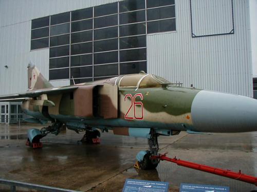 MiG-23ML Flogger